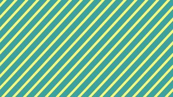 stripe line vintage green yellow looping background