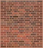 Brick wallpaper on illustration graphic vector