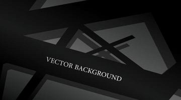 vector material design. abstract background with black color and light shadows