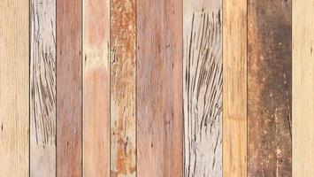 Rustic wooden background texture photo
