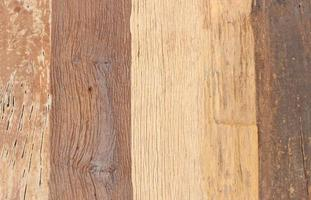 Rustic wood table surface photo