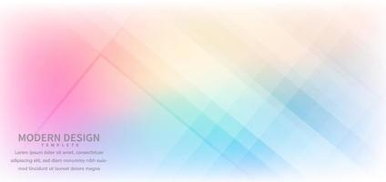 Banner design geometric colorful overlapping with background. You can use for ad, poster, template, business presentation.
