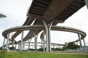 Winding curve bridges