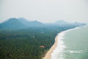 playa en tailandia foto