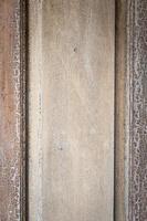puerta de madera vieja foto