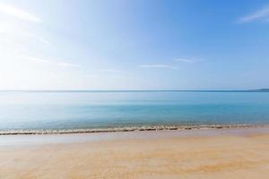 Beach in Phuket, Thailand photo