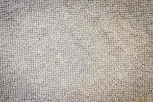 primer plano de la toalla de textura o fondo foto