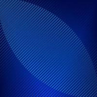 Abstract blue strip line glowing background vector