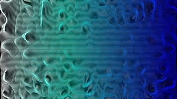 fundo de superfície de onda azul video
