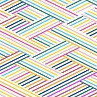 Abstract background full color lines combination vector