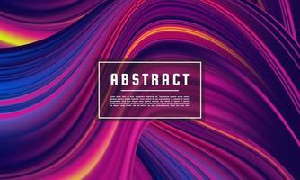 plantilla geométrica abstracta púrpura oscuro vector