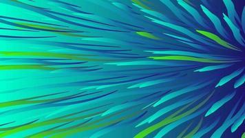 Fondo de colores con elementos de patrón azul verde splash