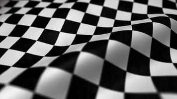 formel 1 flagga vajande texturerat bakgrund video