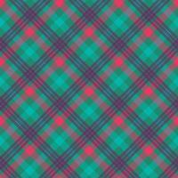 patrón de vector transparente de color a cuadros