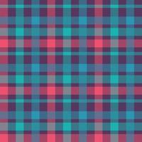 patrón de vector transparente de color de camiseta