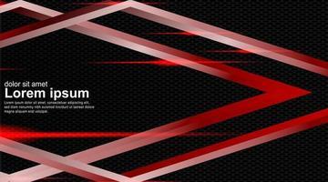 abstract vector background. Arrow design modern geometric texture