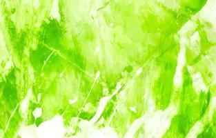 concepto de arte abstracto verde vector