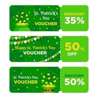 St. Patrick's Day Voucher