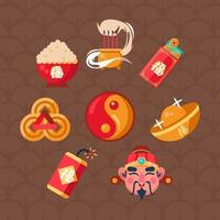 Gong Xi Fa Cai Simple Pack vector
