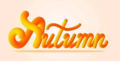 texto de letras de otoño