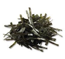 Pile of dried seaweed