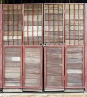puertas de madera rústicas