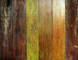 Worn old wood photo