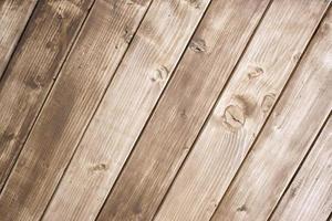 pared de tablones de madera foto
