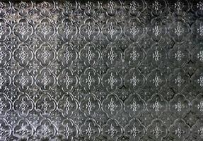 fondo de metal vintage foto