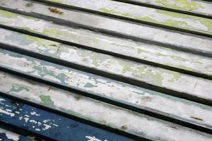 tablones de madera rústica foto