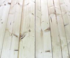 textura de tablón de madera clara foto