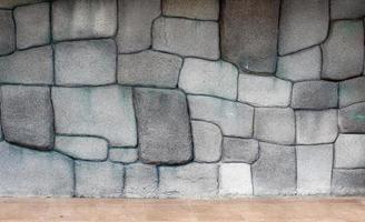 Stone pebble texture photo