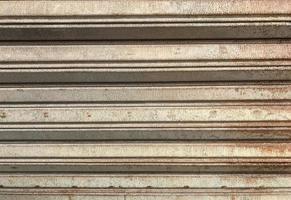 Rustic iron roller texture