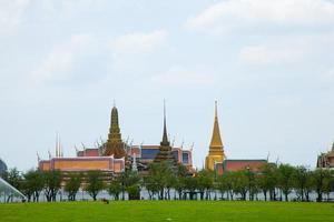 templo de wat phra kaew en bangkok