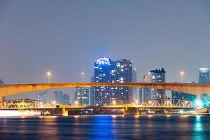 River in Bangkok photo