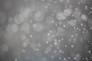 Desenfoque de fondo blanco y gris brillante y bokeh foto