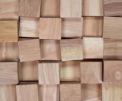 Stack of lumber wood photo