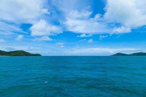 cielo, mar e islas