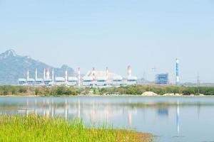 Coal-fired power plant in Thailand