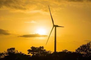 turbina eólica en tailandia