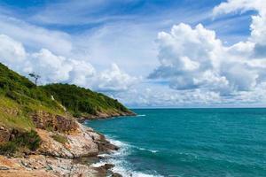 Coast of Koh Samet in Thailand photo