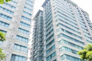 High-rise building in Kuala Lumpur City, Malaysia photo