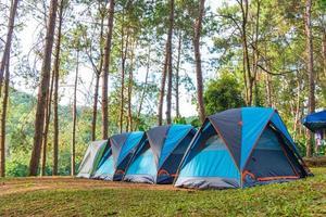 camping en tailandia