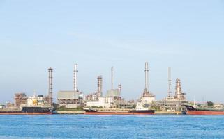 Refinery in Thailand