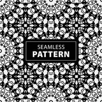 Seamless modern pattern
