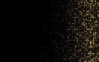 Luxury Background with Glitter Gold vector