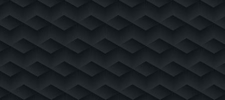 Diseño de patrón de rayas gris y negro abstracto de fondo de diseño de tecnología. plantilla de estilo de elemento geométrico moderno. ilustración vectorial vector