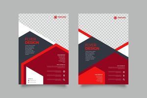 paquete elegante plantilla de publicación de redes sociales vector