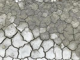 Cracked earth background photo