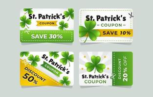 St. Patrick's Day Discount Coupon